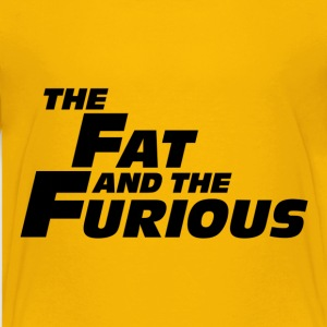 The Fat and the Furious Kids' Shirts - Kids' Premium T-Shirt