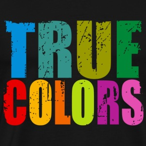 True Colors - Men's Premium T-Shirt