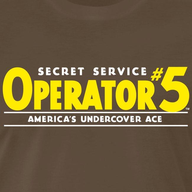 Operator 5 Logo 1934 Tee (3XL)