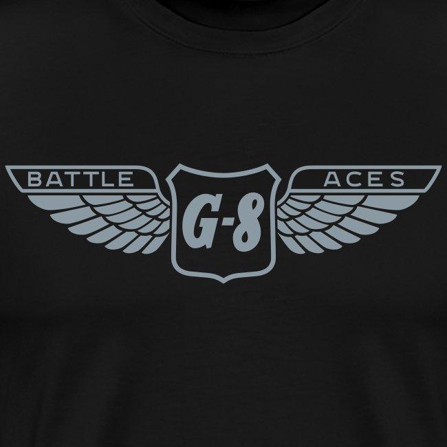 G-8 Wings Metallic Tee (3XL)