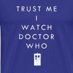 Trust Me I Watch Doctor Who | Robot Plunger
