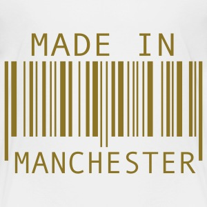 Made in Manchester Toddler Shirts - Toddler Premium T-Shirt