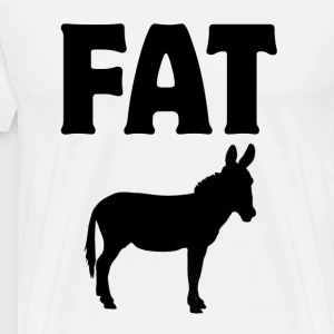 Fat Ass T-Shirts - Men's Premium T-Shirt