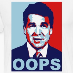 Rick Perry Oops