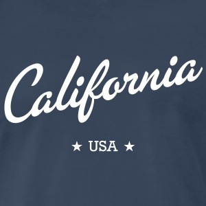 California - Men's Premium T-Shirt
