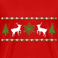 Design ~ Ugly Christmas Sweater T-Shirt