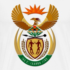 South Africa Coat of Arms T-Shirts