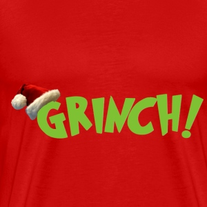Grinch - Men's Premium T-Shirt