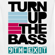 Design ~ Turn Up The Bass Tank