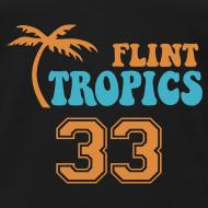 Design ~ FLINT TROPICS Jersey Tan Top