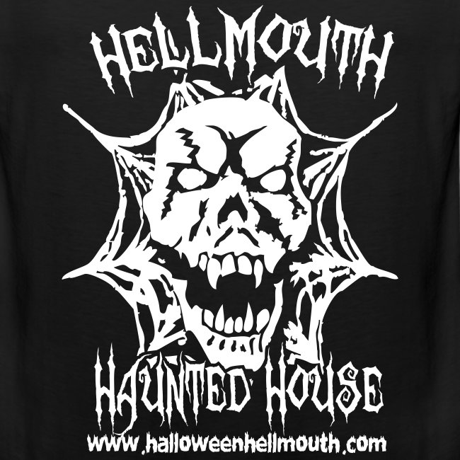 2011 Hellmouth Men's Tank Top