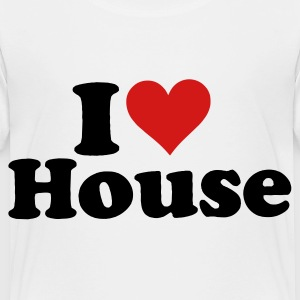House Music Toddler Shirts - Toddler Premium T-Shirt