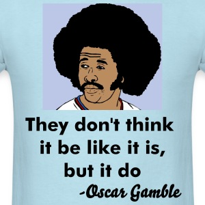 Oscar Gamble - Men's T-Shirt