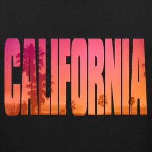 california T-Shirts - Men's Premium Tank