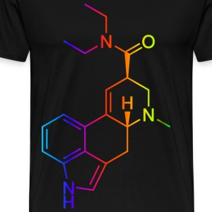 LSD colored - Men's Premium T-Shirt