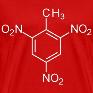 TNT (Trinitrotoluene)  - Men's Premium T-Shirt