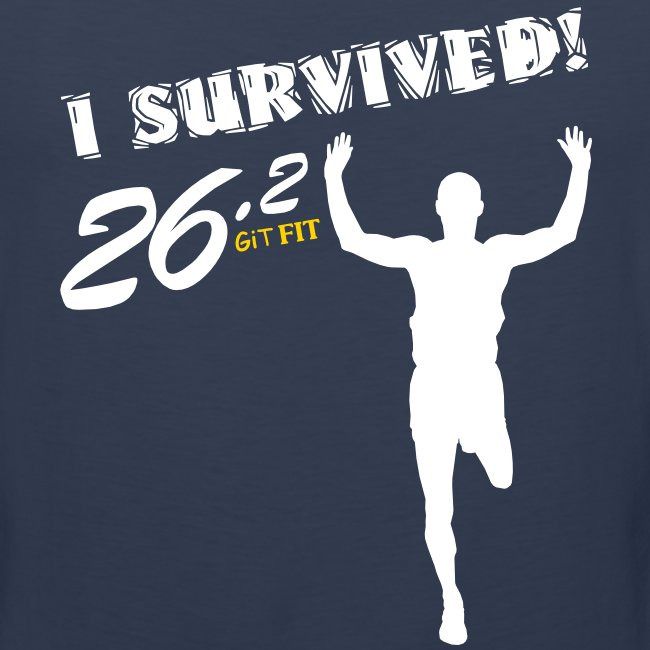 I Survived! 26.2