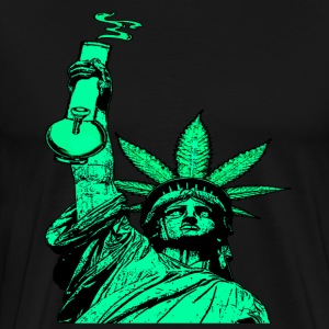 THE PURSUIT OF CANNABIS - Men's Premium T-Shirt