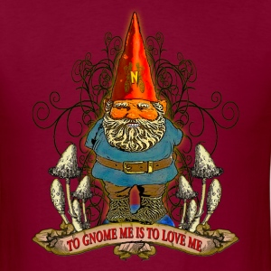 THE LOVE GNOME - Men's T-Shirt