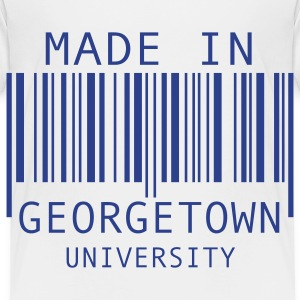 Made in Georgetown University Toddler Shirts - Toddler Premium T-Shirt