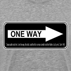 """One Way"" by GP Wear T-Shirts"