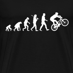 Cycling Evolution Funny Parody