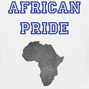 True Blues African Pride Tank - Men's Premium Tank