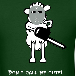Chainsaws - Sheep T-Shirts - Men's T-Shirt
