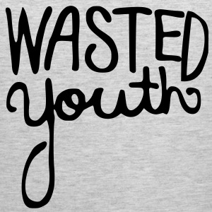 Wasted Youth T-Shirts - Men's Premium Tank