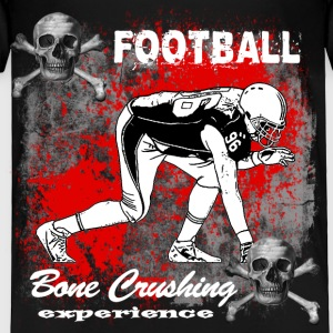 FootBall Bone Crushing experience Toddler Shirts - Toddler Premium T-Shirt