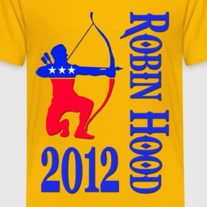Robin Hood 2012 - Occupy Protests Kids' Shirts - Kids' Premium T-Shirt