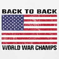 Design ~ Back-to-Back World War Champs (Tank)