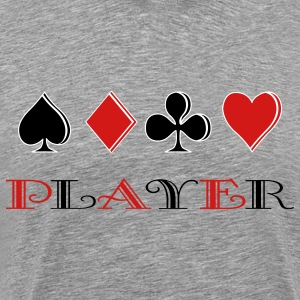 player T-Shirts - Men's Premium T-Shirt