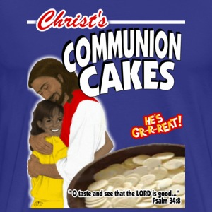 """Communion Cakes"" by GP Wear T-Shirts - Men's Premium T-Shirt"