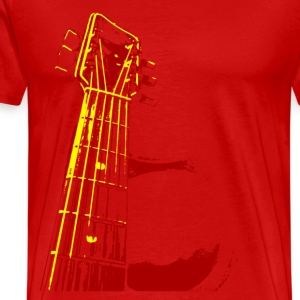 Guitar T-Shirts - Men's Premium T-Shirt