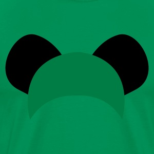 koala bear ears hat T-Shirts - Men's Premium T-Shirt