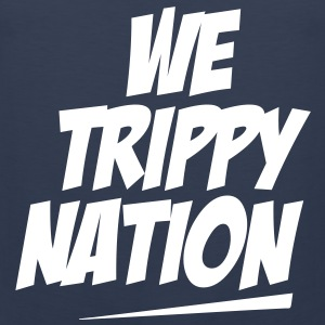 We Trippy Nation T-Shirts - Men's Premium Tank