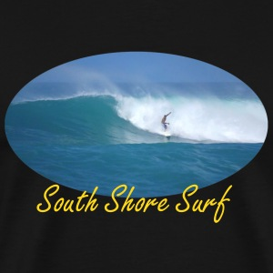 South Shore Surf - Men's Premium T-Shirt