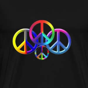 4peace_copy T-Shirts - Men's Premium T-Shirt