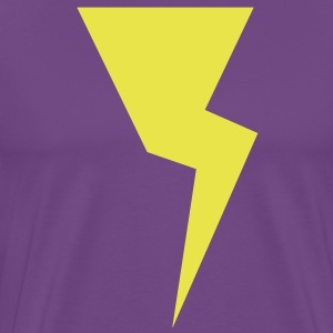 lightning two NEW T-Shirts - Men's Premium T-Shirt