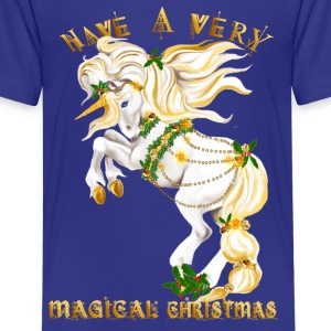 Have A Very Magical Christmas - Kids' Premium T-Shirt