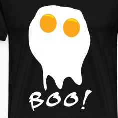 funny egg ghost