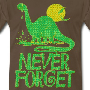 Never Forget Big Dot - Men's Premium T-Shirt