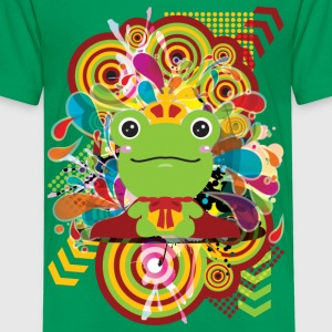 The frog which did not fit a prince - Kids' Premium T-Shirt