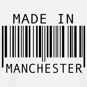 Made in Manchester T-Shirts - Men's Premium T-Shirt