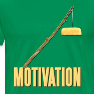Motivation Fat Twinkie T-Shirts - Men's Premium T-Shirt