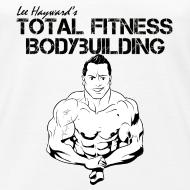 Design ~ Lee Hayward Cartoon Muscle Tank Top