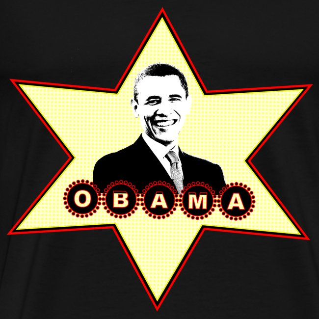 Barack Obama Shirt (mens)
