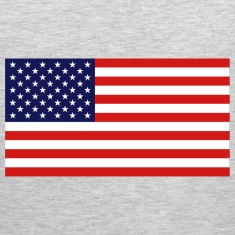 American Flag Design T-Shirts