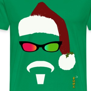THE ORIGINAL HIPSTA SANTA - Men's Premium T-Shirt